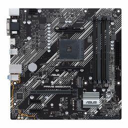 ვიდეო დაფა ASUS PRIME_B550M-K sAM4 B550 4xDDR4 M.2 HDMI-DVI-VGA mATXiMart.ge