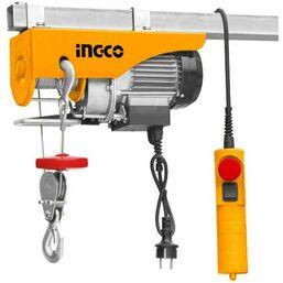 ელექტრო ამწე INGCO EH10001 (1 ჯაჭვით 500 კგ ,2 ჯაჭვით 999კგ)iMart.ge