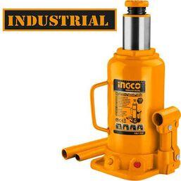 ჰიდრავლიკური ამწე (დონკრატი,დანგრატი) INGCO HBJ1202 (12 ტონა)iMart.ge